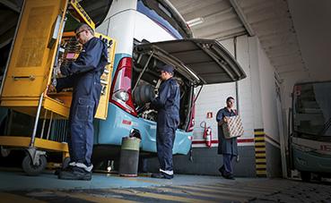 Scania permite el aplazamiento del pago de las reparaciones