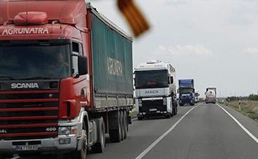 El presidente del CNTC reclama que se valore al transporte de mercancías