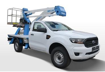 Ford presenta un nuevo Ranger diseñado para preparaciones