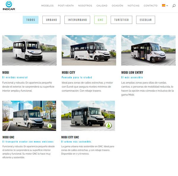 Indcar estrena nueva página web