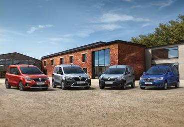 Las nuevas Renault Kangoo y Express, para mayo de 2021