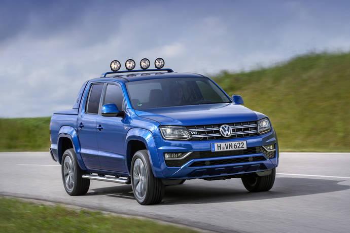 El Volkswagen Amarok evoluciona en un pick up de gama alta
