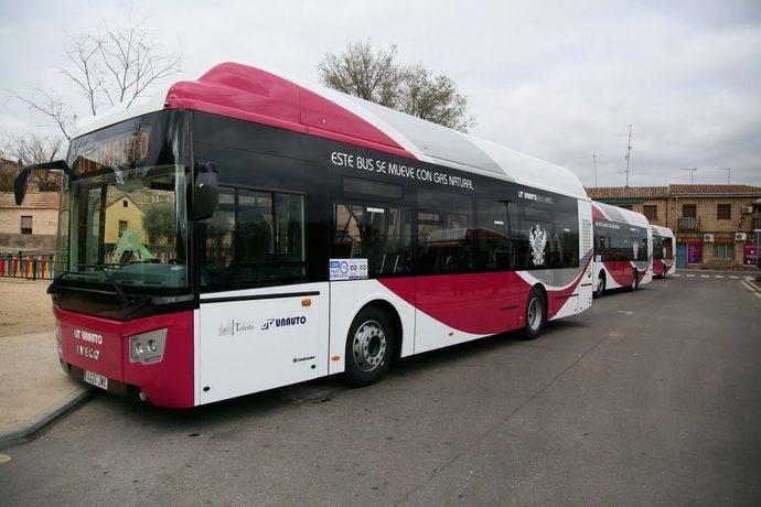 Modificaciones en el transporte urbano de la ciudad de Toledo