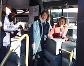 La ciudad de Logroño incorpora cuatro autobuses híbridos a su flota