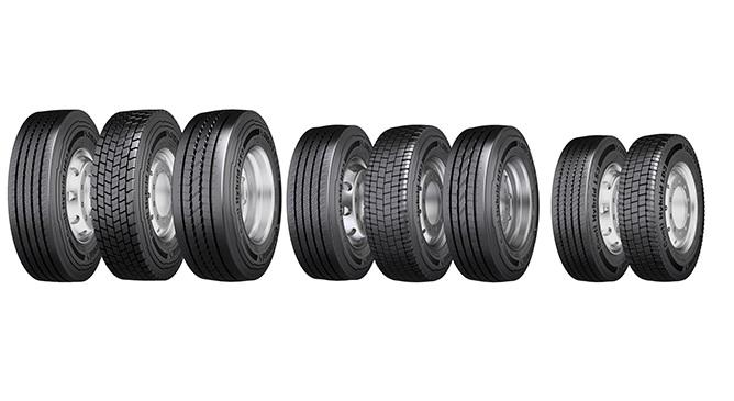 Un nuevo neumático para remolque se une a la familia de neumáticos Conti Hybrid