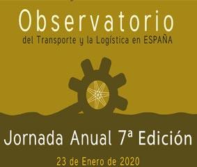 VII Jornada del Observatorio de Transporte y Logística