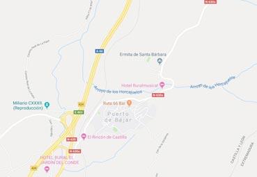 Nuevas obras de rehabilitación en la carretera A-66 entre León y Benavente