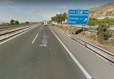 Fomento licita el contrato para obras en las carreteras de Murcia