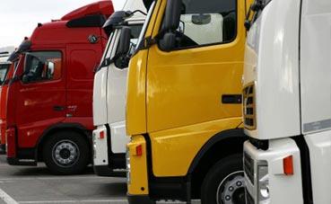 Aumentan los costes de explotación de los vehículos de transporte