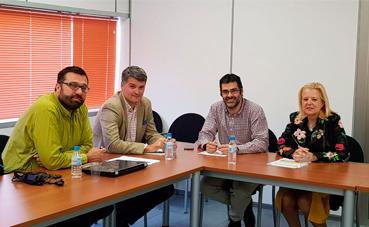 Primer diagnóstico Olimichat de movilidad en autobús en Almería