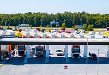 OnTurtle amplía su red de gasineras europeas a los Países Bajos
