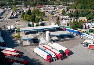 OnTurtle inaugura su primer área en Italia, junto a la frontera austriaca