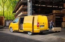 El nuevo Opel Vivaro-e.