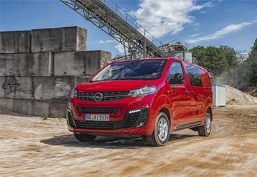 Opel organiza una jornadas específicas para empresas y autónomos