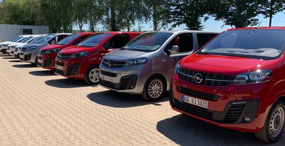 Opel presenta la renovación del Movano, Zafira y Combo en Frankfurt
