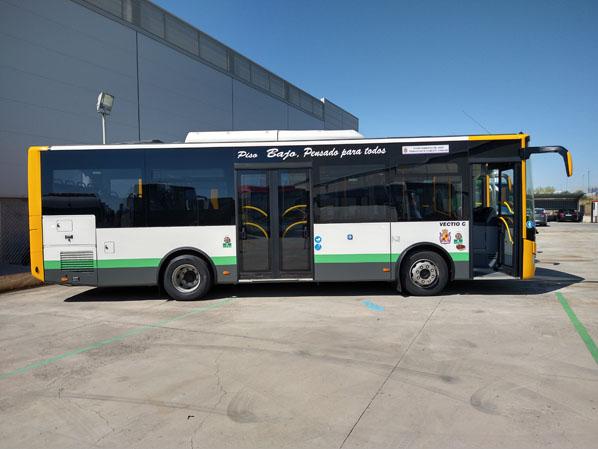 Herederos Jose Castillo, S.L renueva su confianza con los autobuses turcos de Otokar