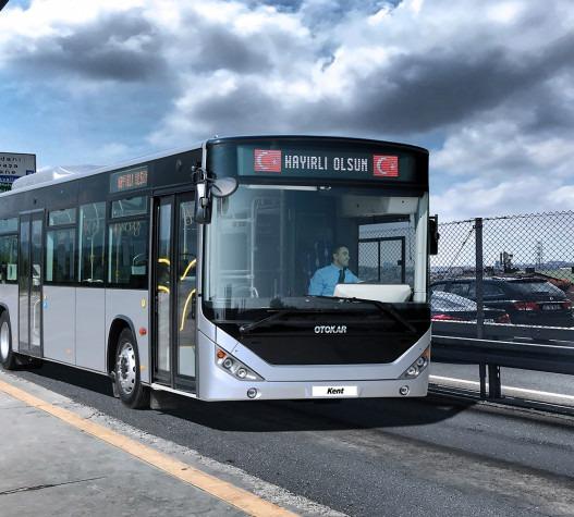 Otokar: contrato para entregar 100 autobuses urbanos a Estambul