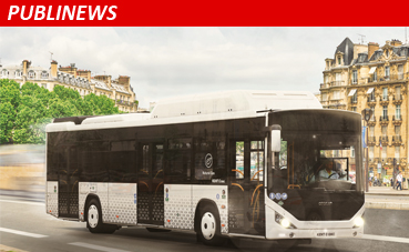 Un transporte urbano más ecológico: Otokar Kent C CNG