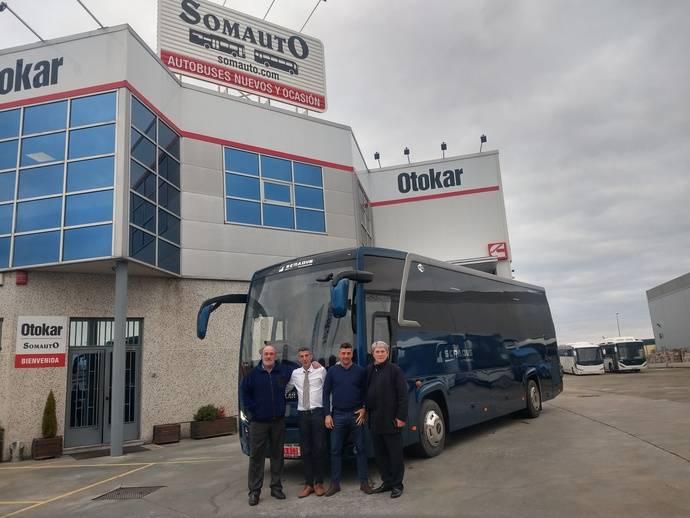 Un midibús Otokar Ulyso T ha sido comprado por Autocares Serabus