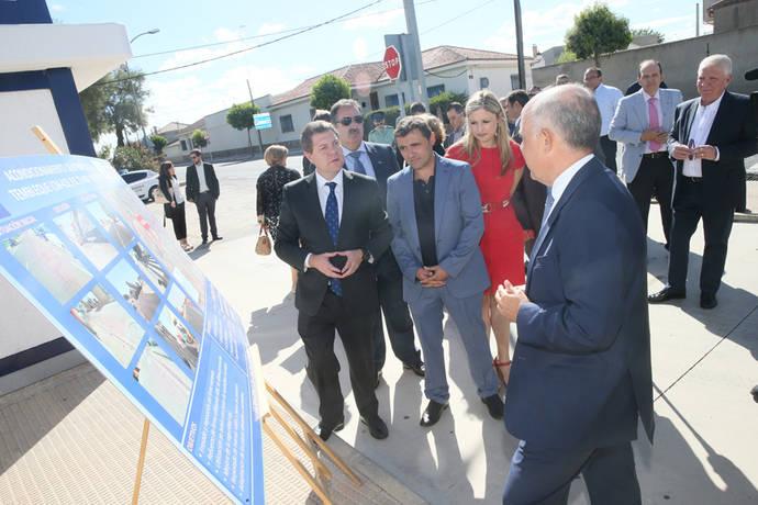 Castilla La Mancha finaliza las obras de mejora realizadas en Tembleque