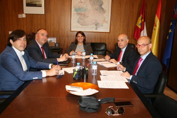 Castilla-La Mancha estudia la creación de una red de áreas de descanso seguras y vigiladas