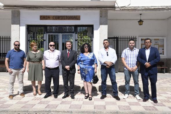 García-Page confirma vuelta de Tarjeta Transporte para mayores