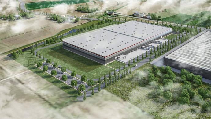 P3 tendrá en Italia el almacén de Lamborghini y Ducati para Europa