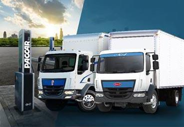 Paccar ofrecerá cargadores para los camiones eléctricos en Norteamérica
