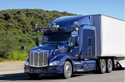 Paccar y Aurora, unidos para desarrollar self-drive trucks