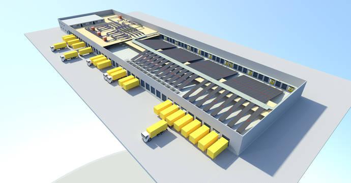 Swiss Post amplia red de almacenes, con apoyo de Miebach Consulting