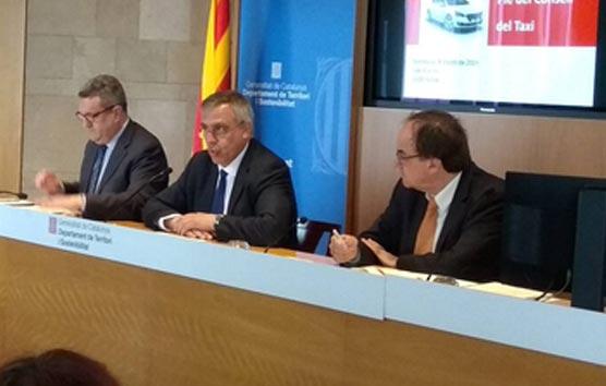 Cataluña inicia la consulta pública previa para la Ley del Transporte de Viajeros