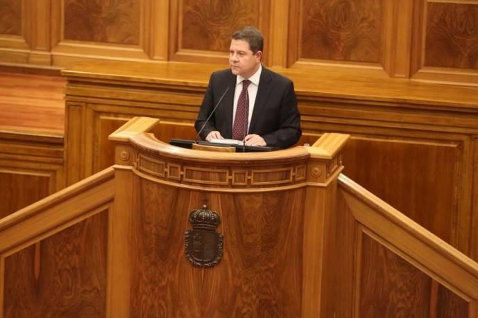 García-Page anuncia licitación de las primeras cuatro concesiones zonales