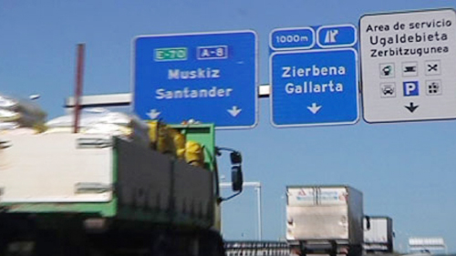 Restricciones a la circulación de la DGT en España para vehículos de transporte 2017