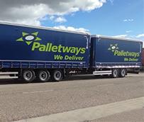 Palletways Iberia suma un nuevo megacamión