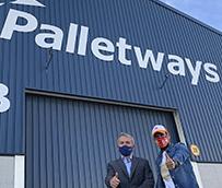 Palletways Iberia colabora con la 'Asociación Cris', contra el Cáncer