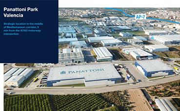 Panattoni desarrollará un nuevo parque logístico