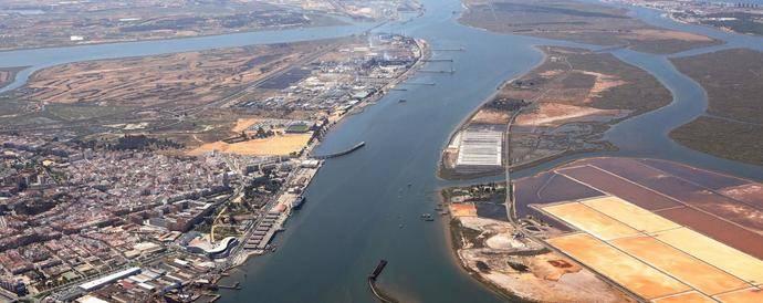 Adjudicada a la Autoridad Portuaria de Huelva la explotación de Majarabique
