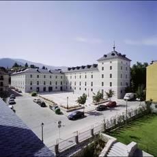 El Parador del Real Sitio de San Ildefonso será la sede del curso.