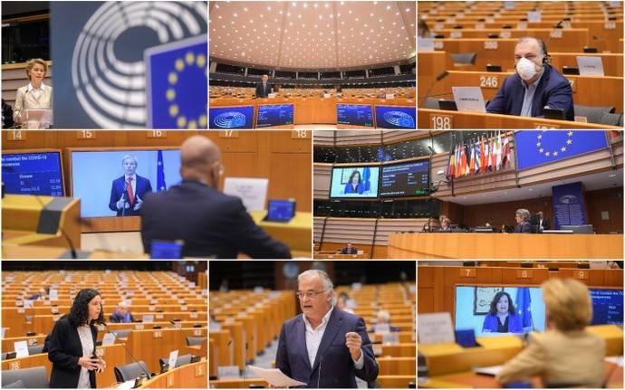 El Parlamento Europeo considera que los sectores del Transporte y del Turismo se han visto gravemente afectados por el Covid-19