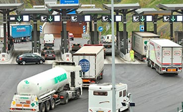 La Diputación de Guipúzcoa aprueba un nuevo peaje a camiones