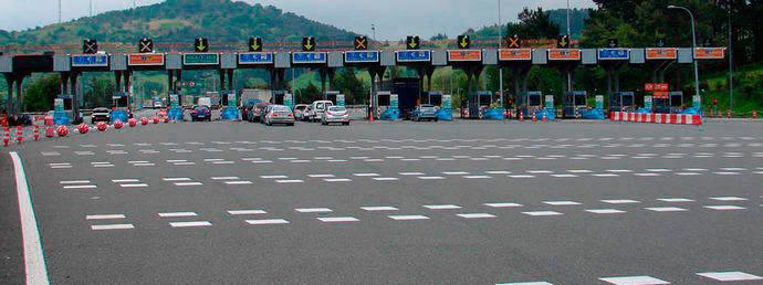 Los transportistas de toda España rechazan el nuevo peaje de Guipúzcoa