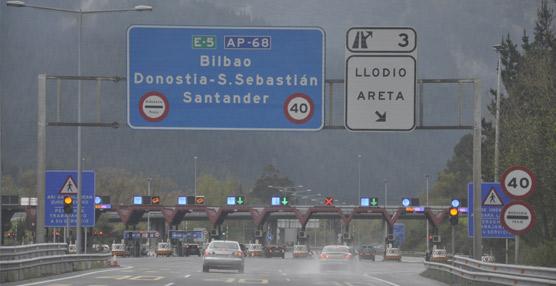 Movilizaciones de transportistas a partir de octubre contra los peajes guipuzcoanos