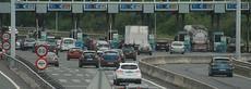 La Diputación Foral de Guipúzcoa ha continuado exigiendo el cobro a los más de 10.000 camiones que diariamente transitan.