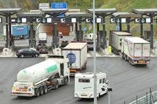 222.703 vehículos se desviaron a autopistas entre julio y noviembre de 2015