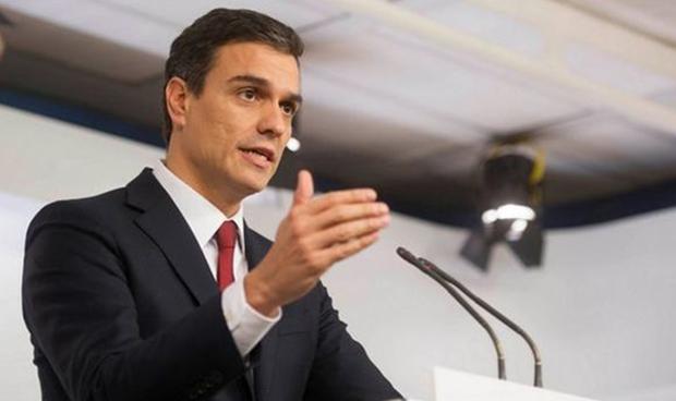 Pedro Sánchez asegura que los transportistas no se verán afectados por la subida del diésel