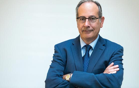 Entrevista al presidente de la UITP, Pere Calvet