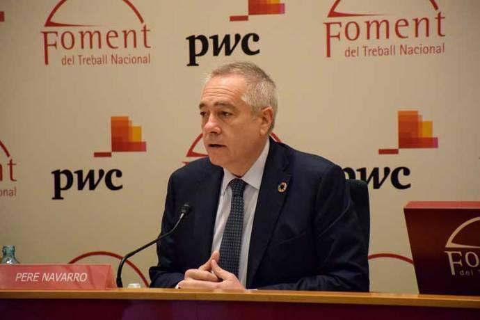 Pere Navarro destaca a la mujer en la industria 4.0