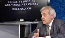 Concejal de Movilidad de Toledo, Juan José Pérez del Pino.