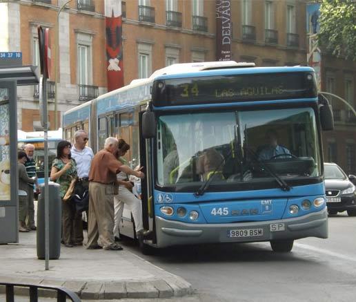 Petrer incentivará el uso del transporte público