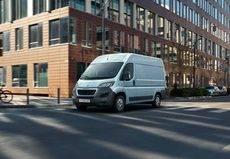 Peugeot presenta su nueva furgoneta 100% eléctrica, la eBoxer